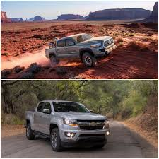 100 Trucks Stephen King Ask TFL Chevy Colorado Or Toyota Tacoma Which Midsize Truck