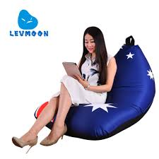 US $33.0 40% OFF|LEVMOON Beanbag Sofa Chair Australia Flag Seat Zac Bean  Bag Bed Cover Without Filling Indoor Beanbags-in Living Room Sofas From ... Bean Bag Chair Bed Bath And Beyond Decor Cool With Built In Blanket Pillow Backrest Arms India Cover June 2019 Archives Crazy Bean Bag Chairs Bags For Ipirations Perfect For Comfort Your Sleep A Full Size That Pulls Out Of Home Pulled A Muscle In My Back Yesterday While Moving Chair Diy Sew Kids 30 Minutes Project Nursery Large Adult How To Soundproof Room Soundproofing Products 2018 Get Good Nights On