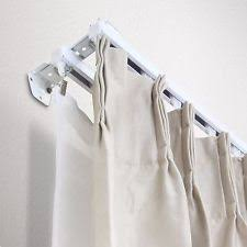 Ceiling Mount Curtain Track India by Ceiling Curtain Track Ebay