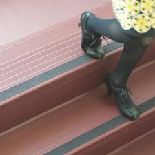 stairwell management nosings vinyl treads rubber treads
