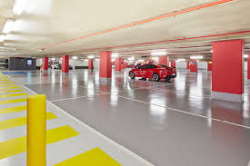 Total Parking Solutions From Lowest Or Basement Levels To Roof Top Decks
