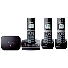 Panasonic Cordless Phone Plus 2 Handsets KX-TG8033 | Officeworks Panasonic Cordless Phone Plus 2 Handsets Kxtg8033 Officeworks Telephone Magic Inc Opening Hours 6143 Main St Niagara Falls On Kxtg2513et Dect Trio Digital Amazonco Voip Phones Polycom Desktop Conference Kxtg9542b Link2cell Bluetooth Enabled 2line With How To Leave And Retrieve Msages On Your Or Kxtgp500 Voip Ringcentral Setup Voipdistri Shop Sip Kxut670 Amazoncom Kxtpa50 Handset 6824 Quad 3line Pbx Buy Ligo Systems