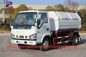 100 Hook Trucks For Sale New Style Japan Lift Refuse Collection Garbage TruckIsuzu Sewer