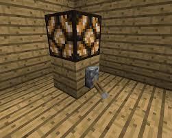 Minecraft Redstone Glowstone Lamp by Redstone Lamp Minecraft Wiki