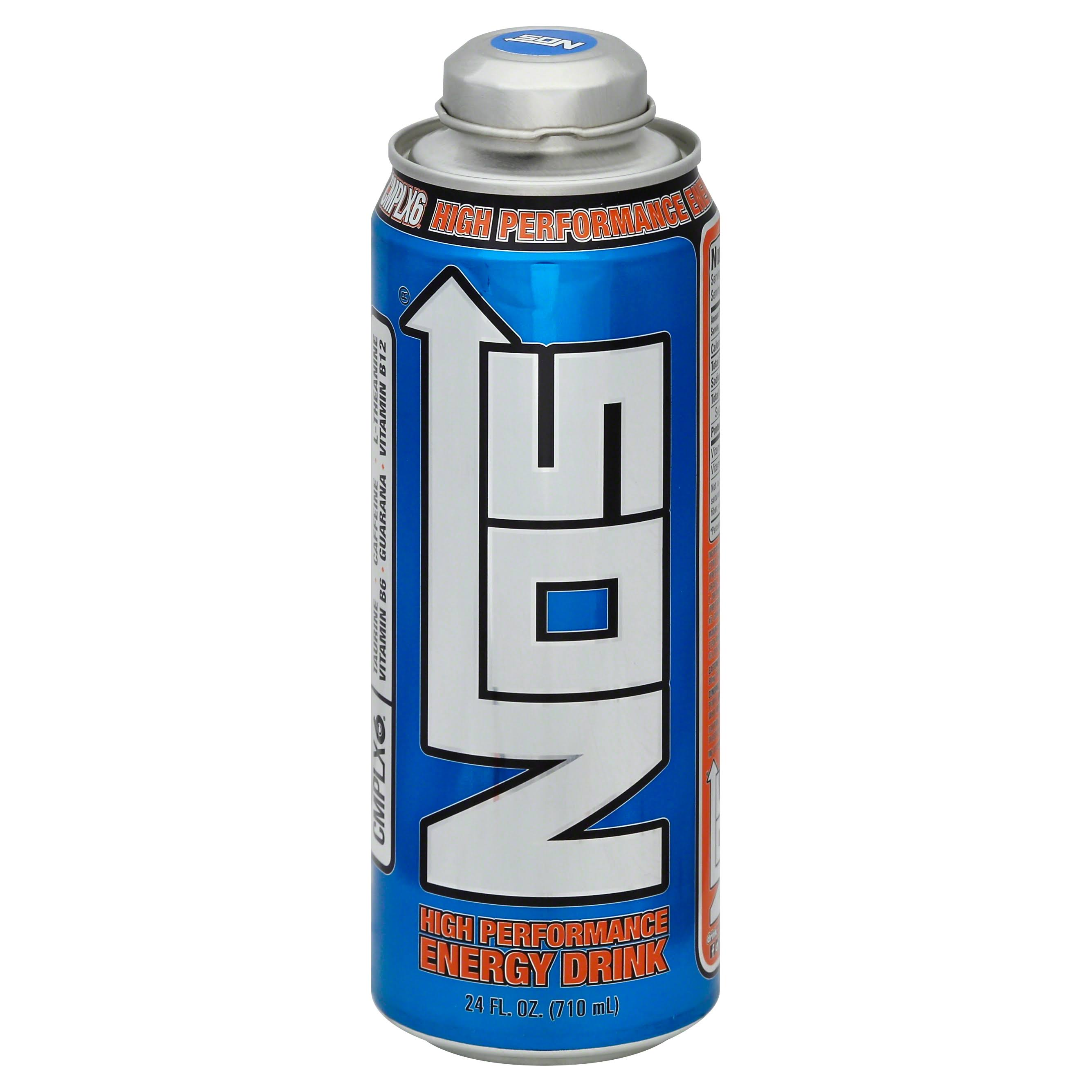 NOS High Performance Energy Drink - 24 fl oz can