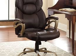 office chair magnificent comfortable office chairs black leather