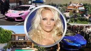 100 Pam Anderson House PAMELA ANDERSON BIOGRAPHY Cars Family Net Worth