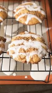 Panera Pumpkin Muffie Recipe by Peach Streusel Muffin Tops Blooming Bites Photography