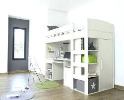 lit mezzanine avec bureau et rangement lit mezzanine avec rangement lit superpose avec rangement pas cher
