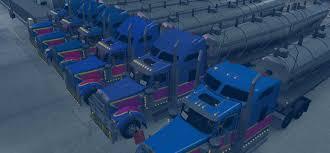 100 Falcon Trucking Home VTC