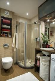 modern small bathroom designs with shower