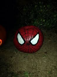 Spiderman Pumpkin Carving by Mer Enn 20 Bra Ideer Om Spiderman Pumpkin På Pinterest Halloween