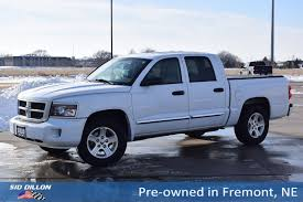 100 Lonestar Truck PreOwned 2010 Dodge Dakota Bighorn Crew Cab In Fremont