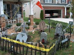 Halloween Cemetery Fence Ideas by Halloween Graveyard Ideas Our Graveyard Home Exterior Designs