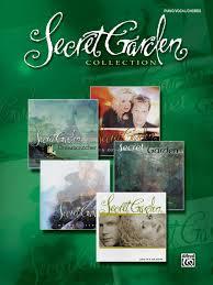Secret Garden Collection Piano Vocal Chords Book