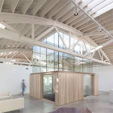 100 Bow String Truss House With Bowstring Truss Roof By Works Partnership Architecture