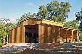 Shed Row Barns Texas by Portable Aisle Barns Livestock Aisle Barns For Sale Deer Creek