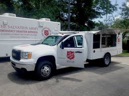 100 Salvation Army Truck Of Coastal Alabama Gets New Truck Added Disaster