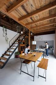 100 Warehouse Home Contemporary House In Japan Mimics The Appeal Of A Renovated