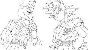 Dragon Ball Gt Coloring Pages