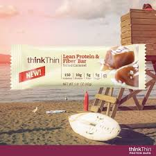 New ThinkThinR Lean Protein FiberTM Bars Deliver Balanced Nutrition To Fuel Summer Fun