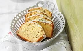 limetten zucchini cake