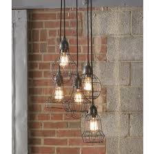 industrial inspired style shades of light