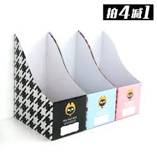 boites de rangement bureau 2 pcs nouveau dessin animac bureau de