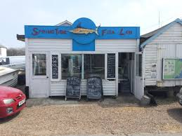 Eds Seafood Shed Mobile by Mike Warner Back To The Future Low Impact Fishers Of Europe