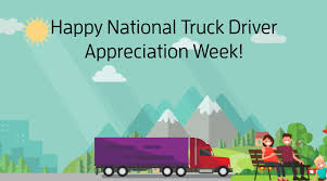 Happy National Truck Driver Appreciation Week! - YouTube 2016 National Truck Driver Appreciation Week Recap Odyssey Celebrating Eagle Highway Heroes Its Shirt Southern Glazers Wine Spirits Recognizes Drivers During Archives Mile Markers Blogging The Road Ahead 18 Fun Facts You Didnt Know About Trucks Truckers And Trucking Freight Amsters Holland Professional Happy Youtube 2017 Drive For