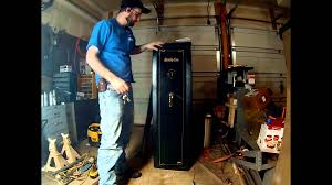 14 Gun Cabinet Walmart by Stack On Gun Safe Review Beware Of Cheap Safes Made In China Youtube