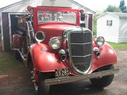 Auctions - 1936 Ford Champion Fire Truck | Owls Head Transportation ...