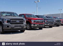 100 Car And Truck Lafayette Circa April 2018 Local Ford And Dealership