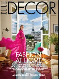 100 Home Decorating Magazines Free Elle Decor Magazine Single Issue