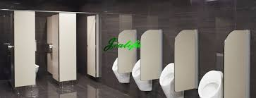 Floor Mounted Urinal Screen by Cheap Hpl Wall Mounted Urinal Privacy Screen With Block Buy