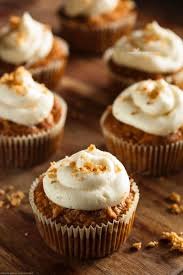 Gluten Free and Grain Free Carrot Cake Cupcake Recipe WholeLifestyleNutrition2 001