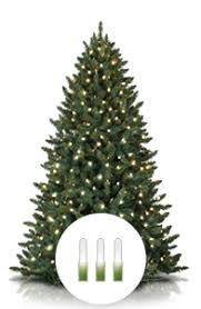 Pre Lit Pencil Christmas Trees Uk by Pre Lit Artificial Christmas Trees Shop By Light Treetopia