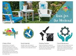 Margaritaville Landshark Lager Adirondack Chair Set With Outdoor Cooler  Side Table Outdoor Patio Seating Garden Adirondack Chair In Red Heavy Teak Pair Set Save Barlow Tyrie Classic Stonegate Designs Wooden Double With Table Model Sscsn150 Stamm Solid Wood Rocking Westport Quality New England Luxury Hardwood Sundown Tasure Ashley Fniture Homestore 10 Best Chairs Reviewed 2019 Certified Sconset Polywood Official Store