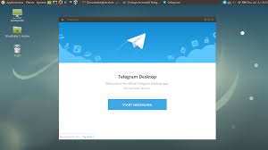 Install Lamp Ubuntu 1404 Desktop by 3 Ways To Install Telegram Messenger On Debian 9 Stretch Linuxbabe