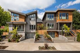 100 Modern Townhouse Designs Green Home Builder The Evolution Of Home Building Everett Custom