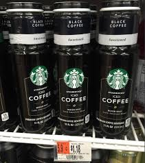 Walmart Starbucks Iced Coffee For ONLY 018 Each