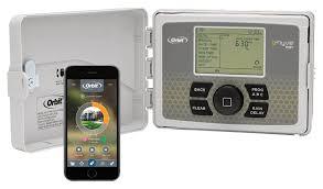 Orbit Hose Faucet Timer Manual by Orbit 57946 B Hyve Indoor Outdoor 6 Station Wifi Sprinkler System