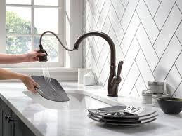 Consumer Reports Kitchen Faucets 2013 by Delta Faucet 9178 Rb Dst Leland Single Handle Pull Down Kitchen