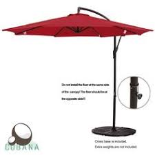 Awesome Top 10 Best Offset Cantilever Umbrellas In 2017 Reviews