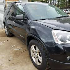 100 Acadia Truck NOW PARTING OUT 2008 GMC ACADIA 36L Lamberts Auto