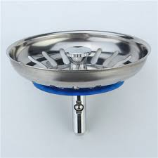 Oxo Sink Strainer Stopper by Kitchen Sink Strainer Stopper Kitchen Strainer Drain Stopper