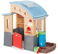 Step2 Playhouses Slides U0026 Climbers by 9 Fantastic Outdoor Playhouse Options For Active Summer Fun