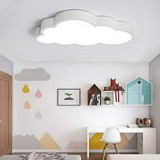 led deckenle kinderzimmerle deckenleuchte weiße wolken jungen und mädchen dimmlüster deckenspot baby le licht schlafzimmer umgebung für