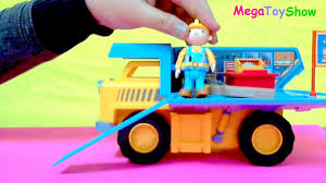 100 Bob The Builder Trucks Rubble Dump Truck 2 In One Vehicle Playset Toy From The Builder