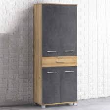 60x160x32 schrank fürs badezimmer 4 türig hasgas